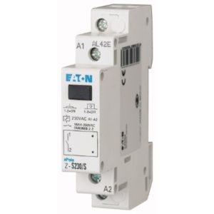Télérupteurs -TELERUPTEUR 16A 230V AC 1F