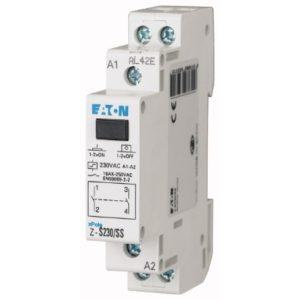 Télérupteurs -TELERUPTEUR 16A 230V AC 2F
