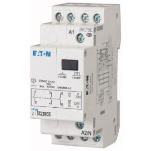 Télérupteurs -TELERUP CDE CENTRAL 230VAC 2F+1O