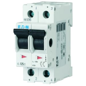 Interrupteurs modulaires -INTERR SECT MOD 40A 2P