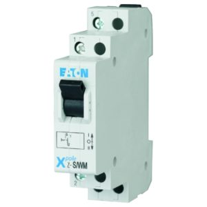 Interrupteurs modulaires -INTER INVERSEUR 1OF I-0-II Z-S