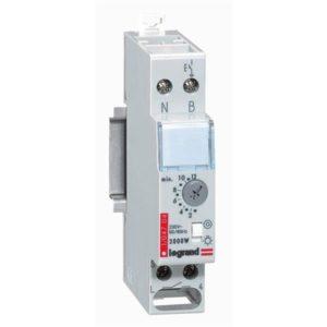 Relais temporisés & minuteries d'escalier -Minuterie multifonction 230 V - 16 A - 1 module