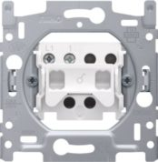 Interrupteurs et bouton-Socle interrupteur unipolaire 10A 250V AC