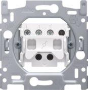 Interrupteurs et bouton-Socle interrupteur va-et-vient 10A 250V AC
