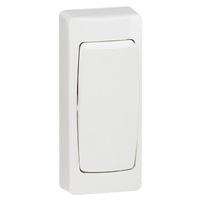 Interrupteurs et bouton-Oteo compact poussoir 6 A - 250 V - complet