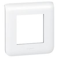 Plaques de recouvrement -Mosaic plaque 2 mod. blanc
