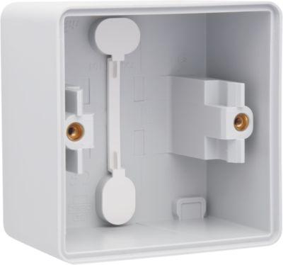Boîtiers apparent -New Hydro boîtier en saillie 1 fonction avec 2x1 entrée souple