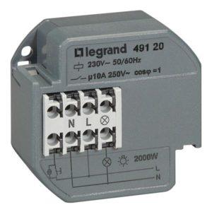 Télérupteurs -Telerupteur 1P 10A 230VAC