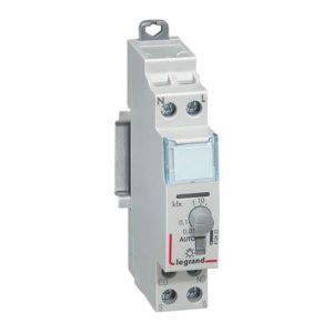 Interrupteurs horaire & interrupteurs crépusculaire -Inter.crépusculaire 1fct.250V 5A 1module