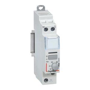 Télérupteurs -CX³ télérupteur silen.temp. 230V 16A NO - bornes vis - 1mod