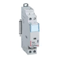 Contacteurs modulaires -Contacteur 16A-2P-24V-AUTO-1NO/1NG