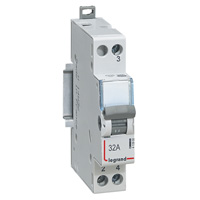 Interrupteurs modulaires -Interrupteur CX3 2 directions 250V - 32A - 1 module