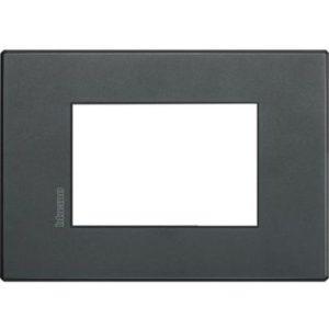 Plaques de recouvrement -Axolute AIR plaque 3 modules eclipse