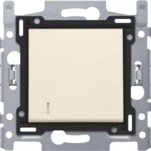 Interrupteurs et bouton-INTERR. TEMOIN 2P 16A bornes auto