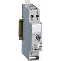 Relais temporisés & minuteries d'escalier -Minuterie standard 230 V - 16 A - 1 module