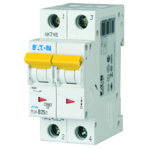 Disjoncteurs -Disjoncteur PLS4-C25/2-MW , C 25A , 2 poles , 4,5 kA