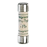 Fusibles & accessoires -Cartouche cyl. aM 8,5x31,5 4A Sans percuteur 400 V - 20000A