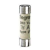 Fusibles & accessoires -Cartouche cyl. gG 8,5x31,5  6A Sans voyant 400V 20000A