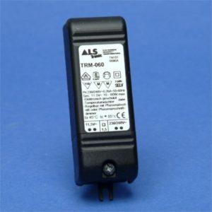 Accessoires -Transformateur TBT électronique 60VA 10-60W + protection contre la surcharge