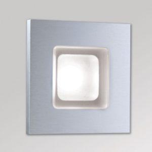 Éclairage spécial -LEDS C S WW orientation encastré LED 1W 3000K IP54 alu ano
