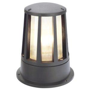 Éclairage extérieur -Cone balise 1x100W E27 230V D19xH24cm anthracite IP54