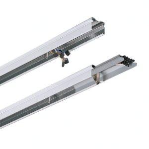 Éclairage interieur -TRX élément début 35/49/80W 4,44m avec deux pièces terminales