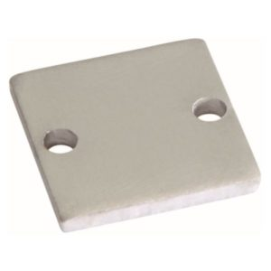 Accessoires -Proled Profil Alu Small S-Line Standard embout plat alu