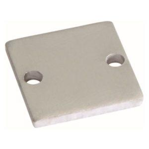 Accessoires -Proled Profil Alu Small S-Line Standard embout plat alu