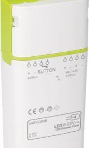 Gestion d'éclairage -Télévariateur Led PWM 8-240Vdc max 100W