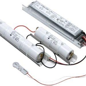 Éclairage de sécurité -Conversie plafonnier encastré unité de secours FL4,6,8,13,18,36,58W IP20
