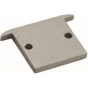 Accessoires -Proled Profil Alu Small S-Line Rec encastré embout plat alu