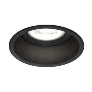 Éclairage interieur -DEEP 1.0 PAR16 noir texturé GU10 ressorts