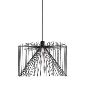 Éclairage interieur -WIRO 6.1 suspension 60W/E27 diam 611 noir
