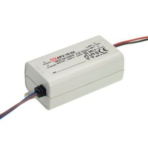 Accessoires -Alimentation LED 24VDC 16W IP30