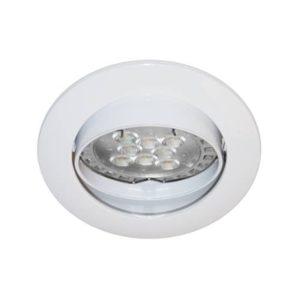 Éclairage interieur -KS1012 GU10 AUTO 50W PAR16-230V V:30° Blanc