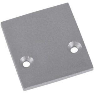 Accessoires -Proled Profil Alu 24 Connectable Medium M-Line Standard embout plat alu
