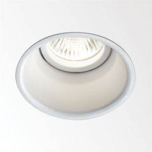 Éclairage interieur -DEEP RINGO Halogeen downlight encastré GU10 QPAR51 max. 35W IP44/20 blanc