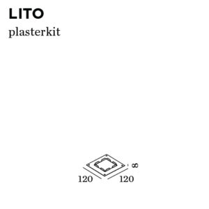 Accessoires -LITO NEW PLASTER KIT - SMALL