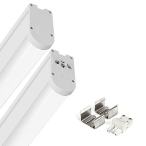 Éclairage interieur -MINI LED RD 28W 4000K 2204Lm 1149mm Round Opaal Sym Extra Wide