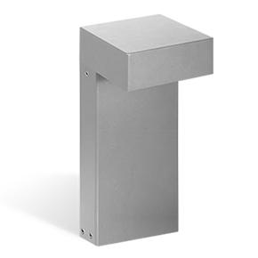Éclairage extérieur -Mimik Post 300 bollard LED 11W 3000K 745Lm gris mat