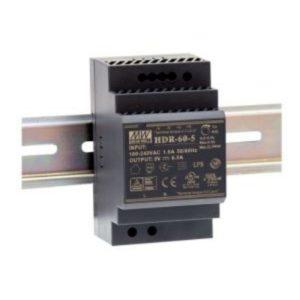 Accessoires -Alimentation LED 24VDC 60W DIN-rail