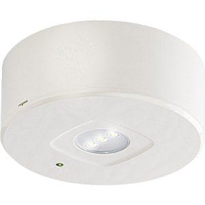 Éclairage de sécurité -PrimEvo HP LED antipanique décentral 4W 335lm 3u NP apparent