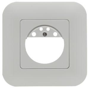 Détecteurs de présence / mouvement -Cadre IP20 Indoor 180, blanc pur RAL 9010