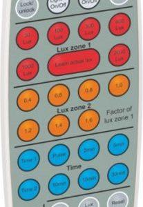 Détecteurs de présence / mouvement -Télécommande pour détecteur de présence
