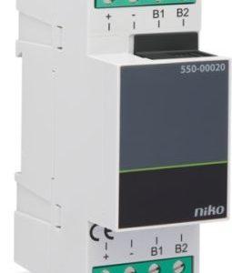 Domotique -Home Control din-rail module accouplement