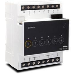 Domotique -Home Control module distibution sixtuple