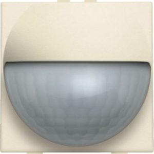 Domotique -Home Control plaque centrale détecteur de mouvement enc. 180°, Original crème