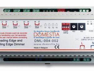 Domotique -Module d'extension 4 sorties télévariées LED