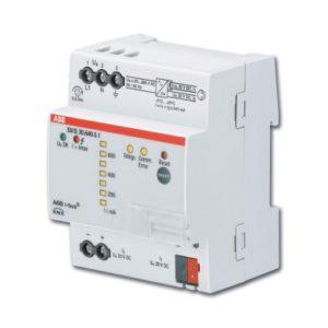 Domotique -Alimentation électrique KNX 640 mA avec LED indication