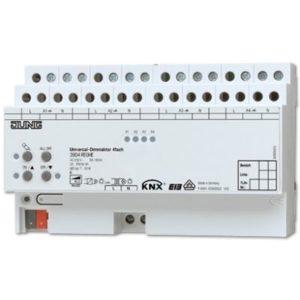 Domotique -KNX Actionneur variateur universel 4 voies 250VA